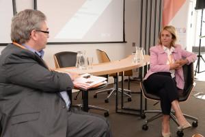In conversation with Mark Hart & Sahar Hashemi